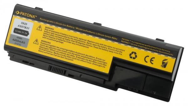 AKKU Acer Aspire 5310 5520-6A2G12Mi 5710Z 5720 11,1V