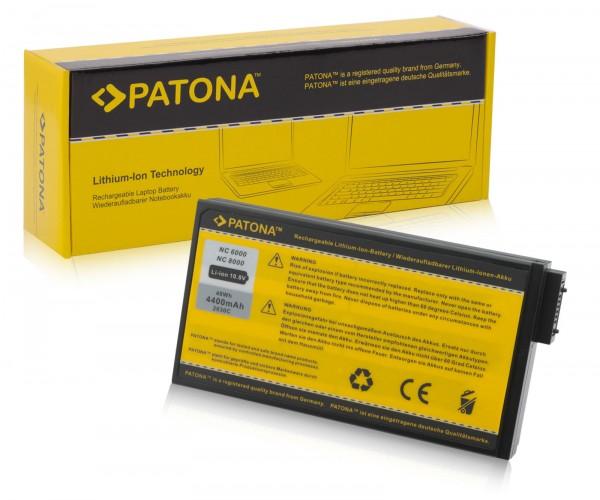 Akku HP Omnibook Pavilion nc6000 nc8000 nx5000 nw8000
