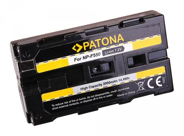 AKKU Sony NP-F550 F330 F530 F750 F930 F920 F550, CCD-SC