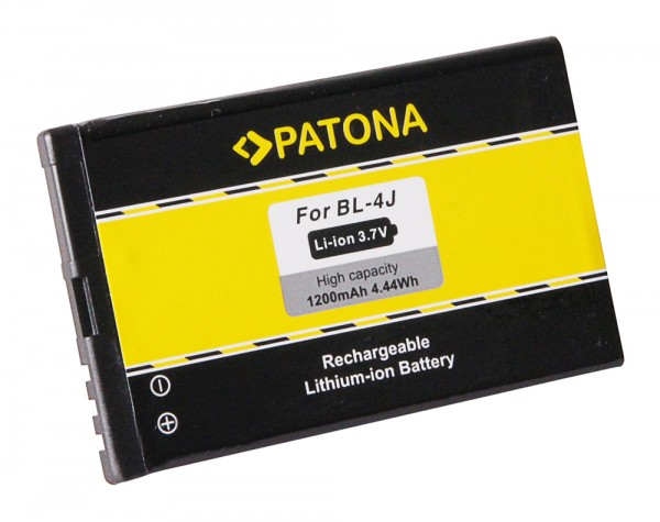 PATONA Akku f. Nokia Lumia 620, C6-00 BL-4J