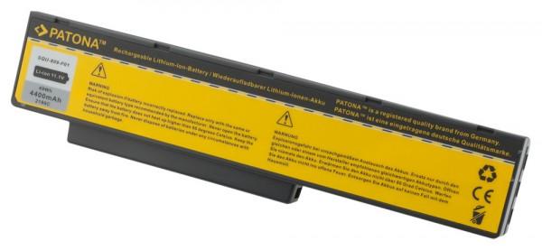 Akku Fujitsu Siemens Li3710 Li3910 Pi3560 SQU-808-F02