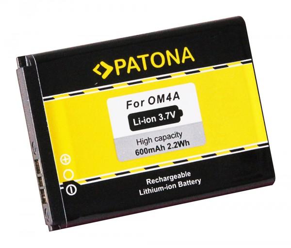 PATONA Akku f. Motorola WX160, WX180, WX260, WX280, WX308, WX390, WX395, EX210, EX211, Gleam, Gleam