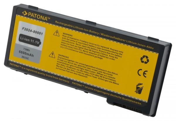 Akku f. HP Pavilion 5000 N5000 N5100 N5200 N5300 F2024