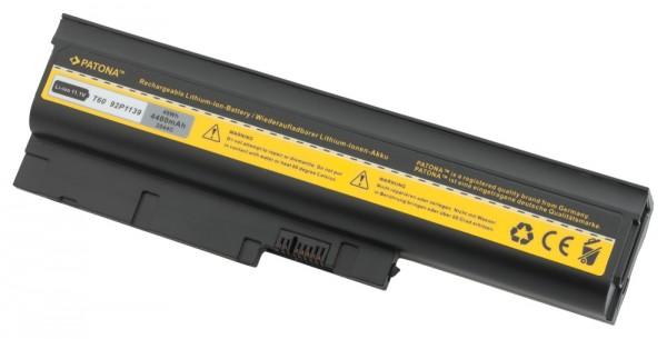 Akku für IBM Lenovo ThinkPad T61 T60 R61 *4400mAh*