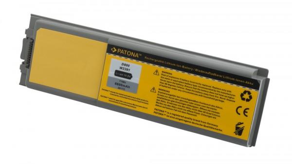 Akku f. Dell Latitude D800 Inspiron 8500 8600 M60 W2391