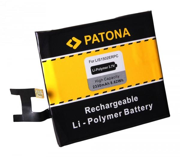 PATONA Akku f. Sony Xperia Z, L36H LIS1502ERPC