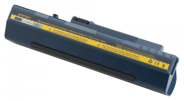 AKKU Acer Aspire One A110 A110L A150 A150L A150X blau