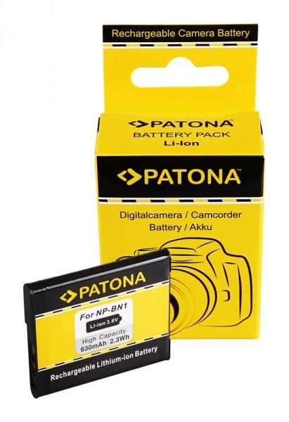 Akku Sony NP-BN1 NPBN1 DSC-WX5 TX5 TX7 TX9 T99 Sony BN1