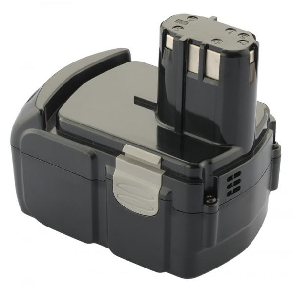 AKKU für Hitachi Werkzeuge 18V 3000 mAh Li-Ion BCL1815 EBM1830 WR18DL