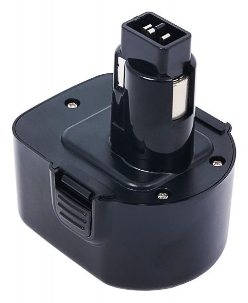 AKKU für Dewalt - Black & Decker - ELU und Würth 12 V