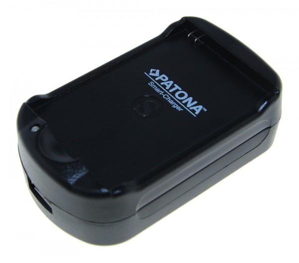 PATONA 2in1 Ladegerät f. Akku NOKIA 3120 Classic + USB-Output