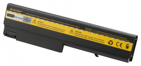 Akku HP NX5100 NX6100 NX6320 NC6110 NC6120 PB994A 4,4Ah
