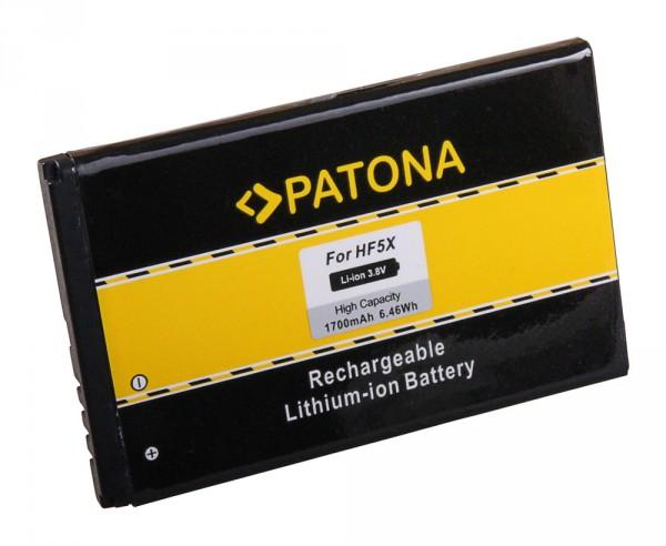 PATONA Akku f. Motorola Defy + Defy Plus Defy mini MB526 MB835 Photon 4G XT320