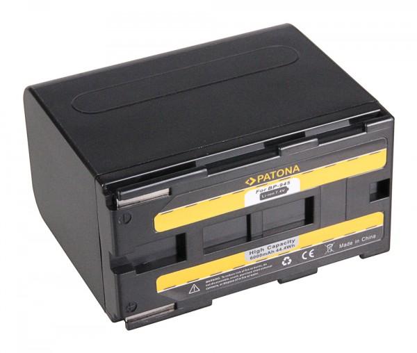 Akku f. Canon BP-945 BP-941 BP930 C2 XL1 XM2 E1 E30 E2