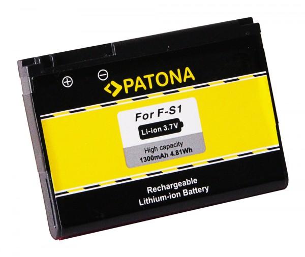PATONA Akku f. BlackBerry 9800, 9810 Torch F-S1