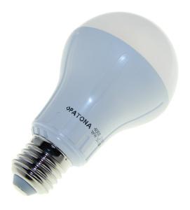 LED E27 SMD 2835 14W 230V 3000K 1380lm warmweiß Milchglas 120W