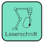 laserschnitt - Passgenauigkeit