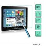 Schutz-Glasfolie / Panzerfolie für Tablet Samsung Galasy Tab 2 / P5100 Tempered Glass