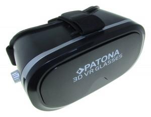 3D-VR-brille